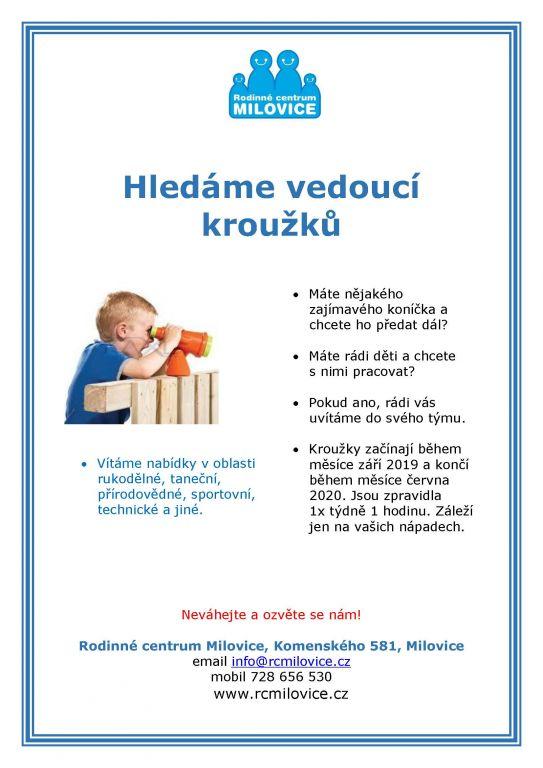 Rodinné centrum Milovice - Rodinné centrum Milovice eeaa8bc6dd