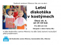 Letní diskotéka v kostýmech, 15:00 - 18-00 1