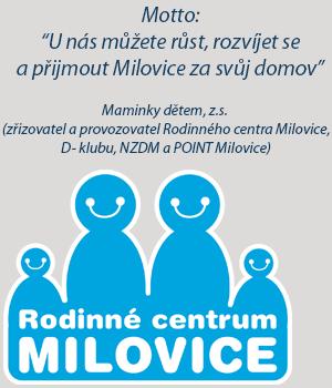 1a9f8b4e0fde SBÍRKA PRO PATERČATA - Rodinné centrum Milovice